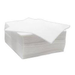 Panos Descartaveis Wiper Obertech Liso Branco Ober 30cm x29cm WIPER