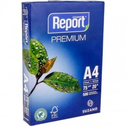 Papel Sulfite Report A4