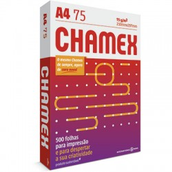Papel Sulfite Chamex A4