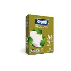 Papel Report A4 Reciclado