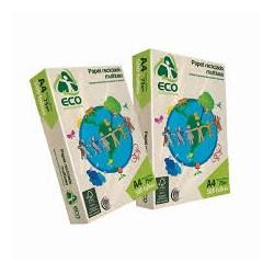 Papel Sulfite A4 75g Reciclado Jandaia Eco Millennium - 500 Folhas